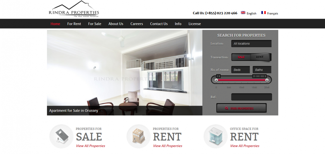 Rindra Properties