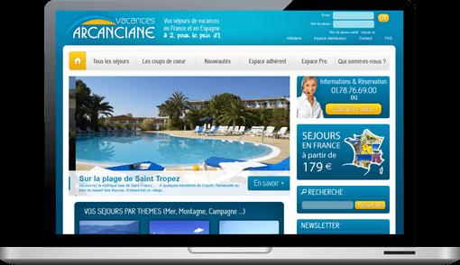 Site internet-tourisme